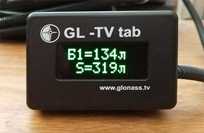GL TV tab led